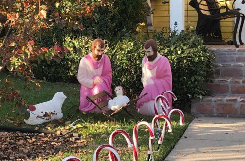 gay nativity feat