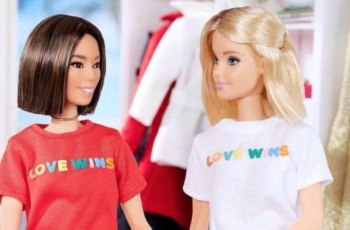 Sheroes barbie gay barbie gay rights barbie