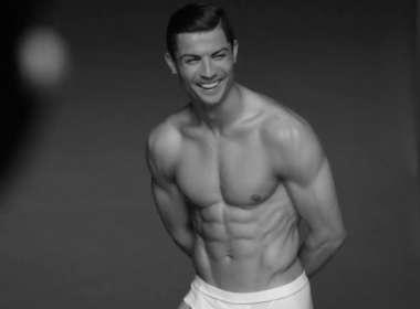 new Cristiano Ronaldo statue