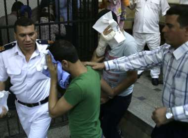 Egypt gay arrests