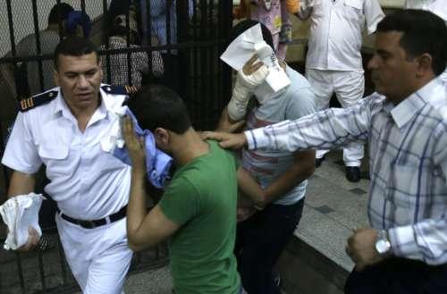 Egypt gay arrests