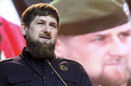 Ramzan Kadyrov resign