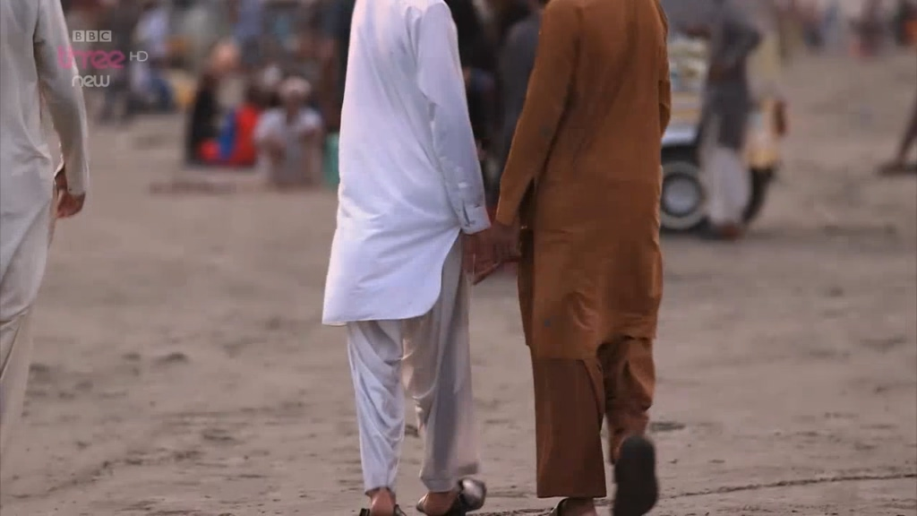 how gay is pakistan holding hands