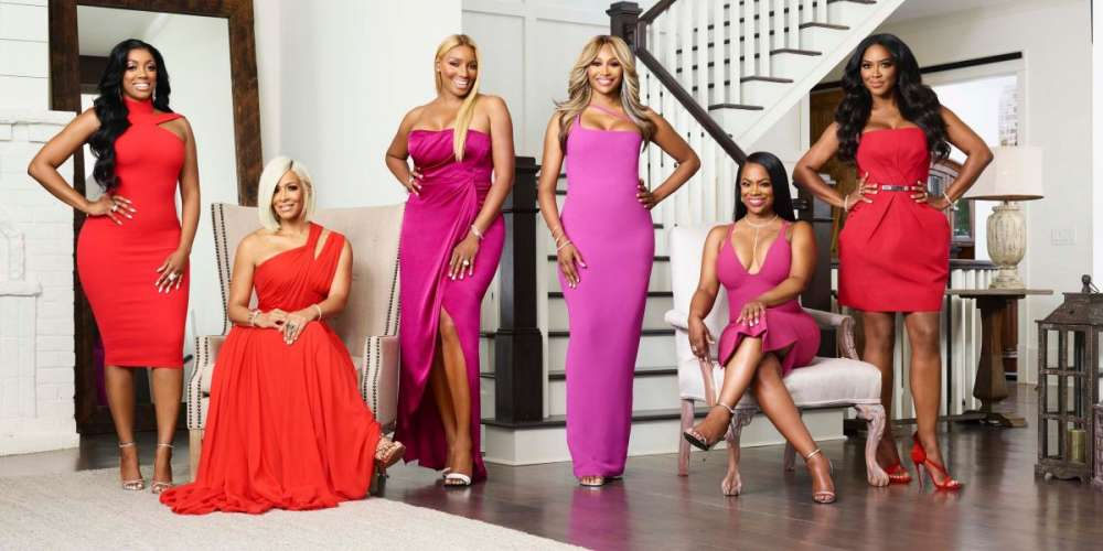 A 'Real Housewives of Atlanta' Star Stands Accused of Transphobia Following Last Night's Episode