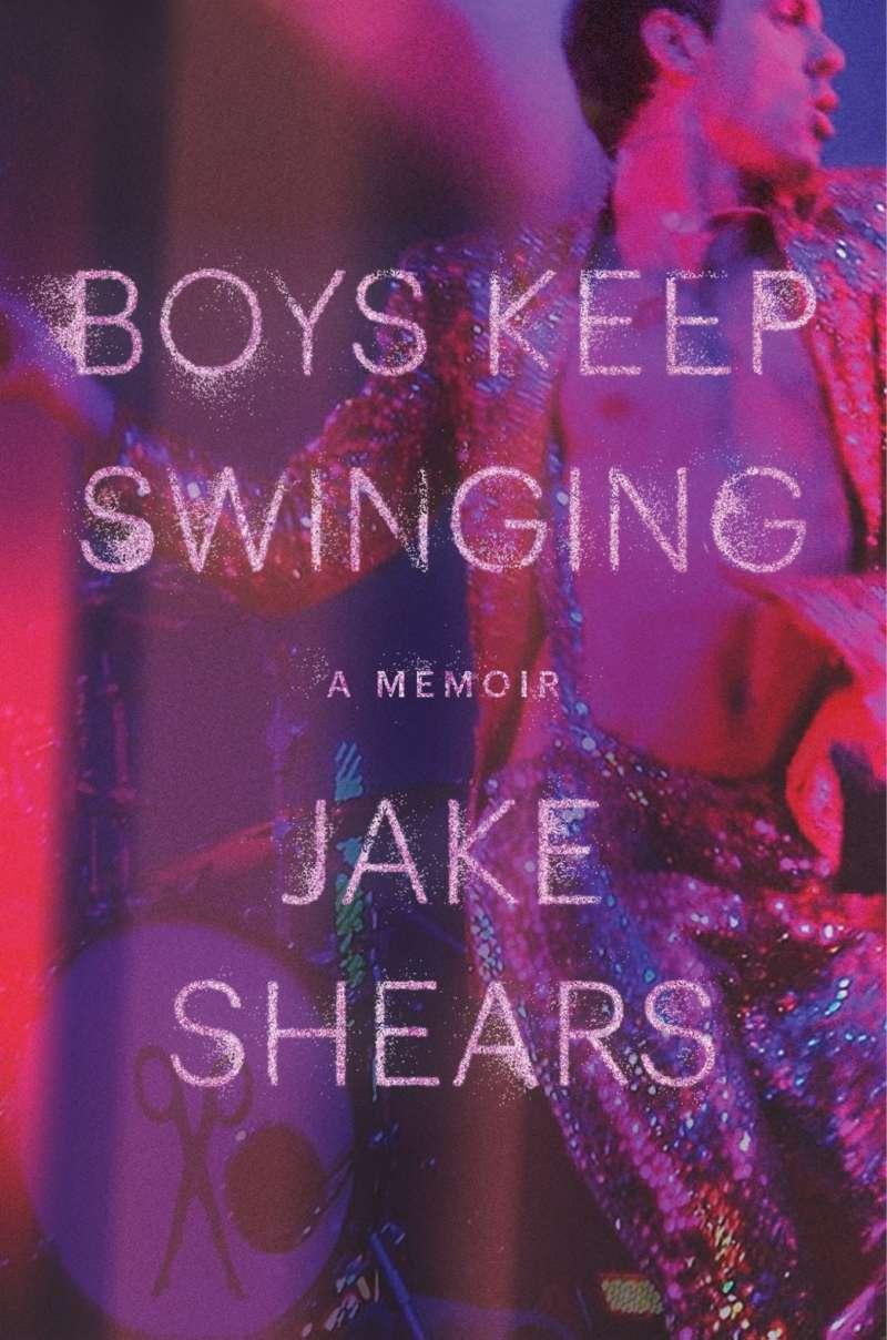 jake shears book cover