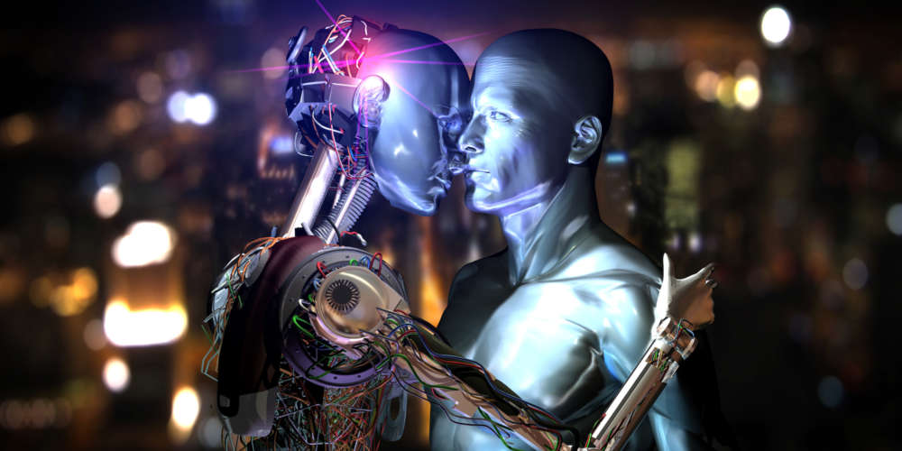 Experts Warn That People Will Eventually Discriminate Against 'Digisexuals' for Having Sex With Robots