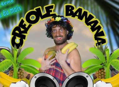 Créola Banana Café Blackface