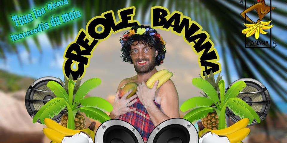 Blackface: le Banana Café annule sa soirée «Créole Banana» après une polémique sur le flyer