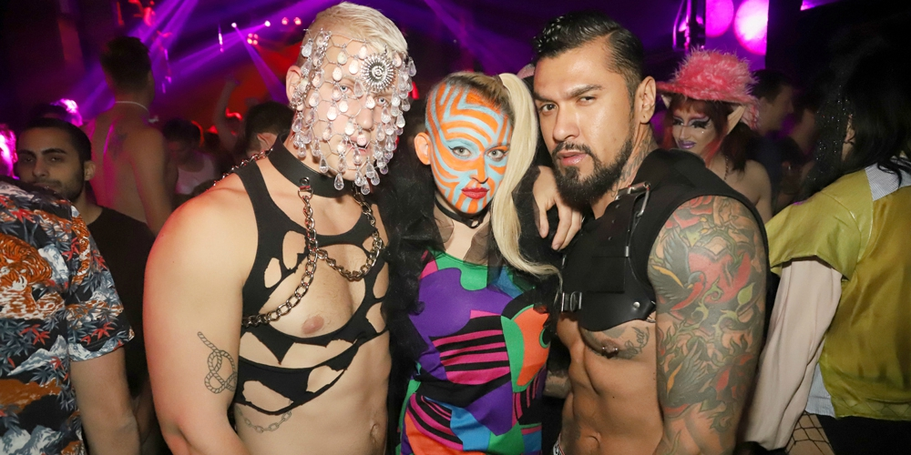 #HornetNYC Photos: Ladyfag's 'Holy Mountain' at Slake
