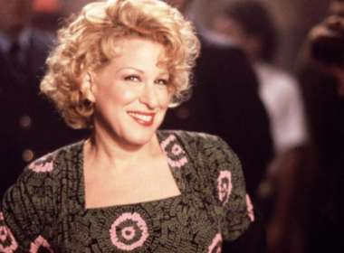 Bette Midler Geraldo Rivera 01