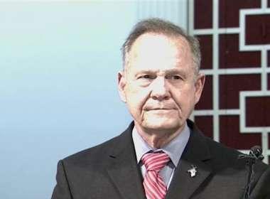 Roy Moore pedophilia