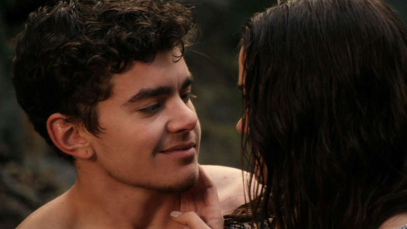 Elliot Fletcher as Trevor in Shameless, Aaron in The Fosters and Noah in Faking it, trans male TV characters 07