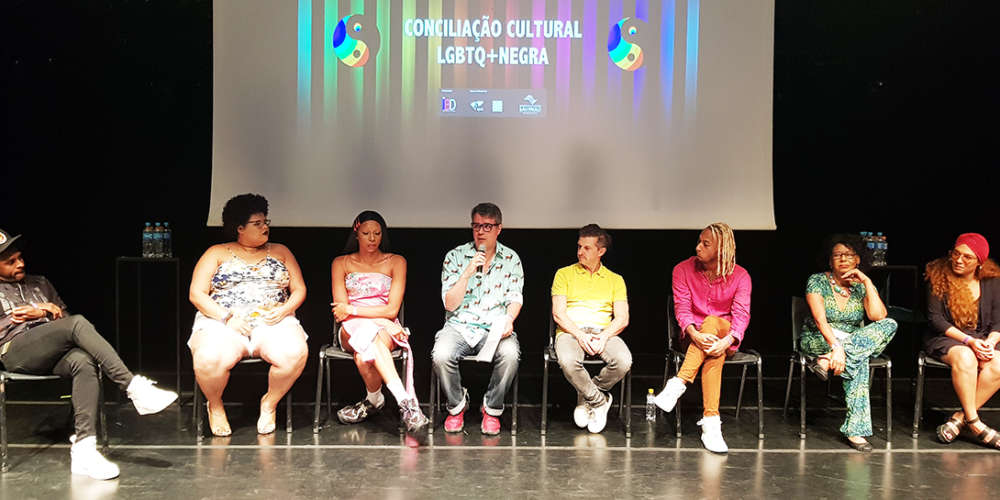 Conciliação Cultural LGBT x Negros reúne lideranças em debate acalorado