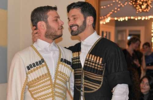 Gay men in georgia