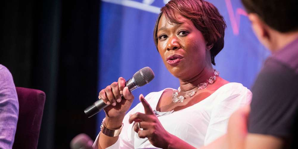 MSNBC's Joy Reid Apologizes for 'Tone Deaf and Dumb' Anti-Gay Blog Posts