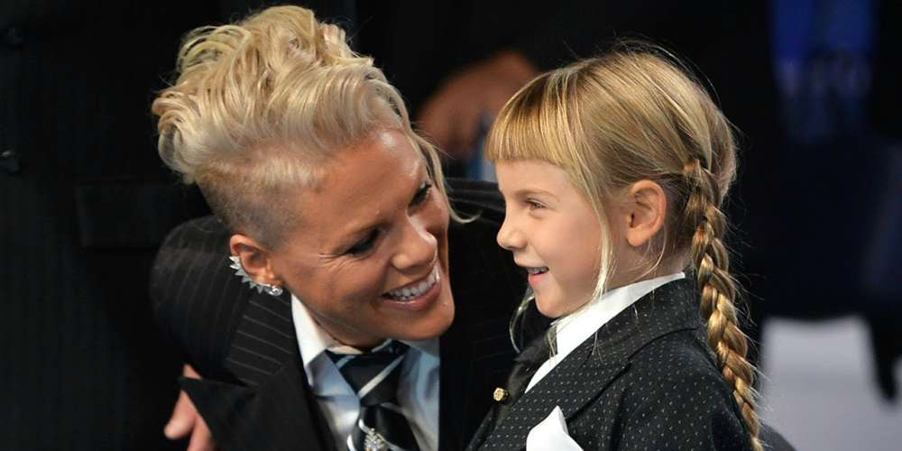 Pink Supports Her Daughter's Desire to Marry a Woman and Dress 'Like a Boy'