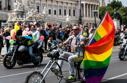 gay pride Autriche vienne
