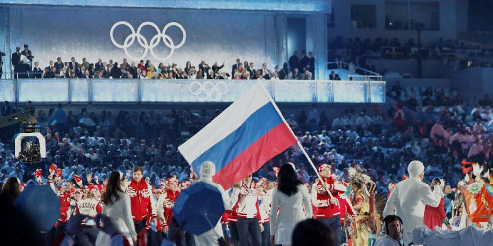 The Olympics Just Banned Russia from the 2018 Winter Games Over Its Massive 2014 Doping Campaign
