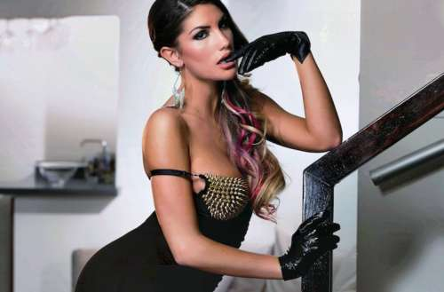 August Ames dead