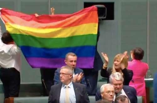 Australia same-sex marriage