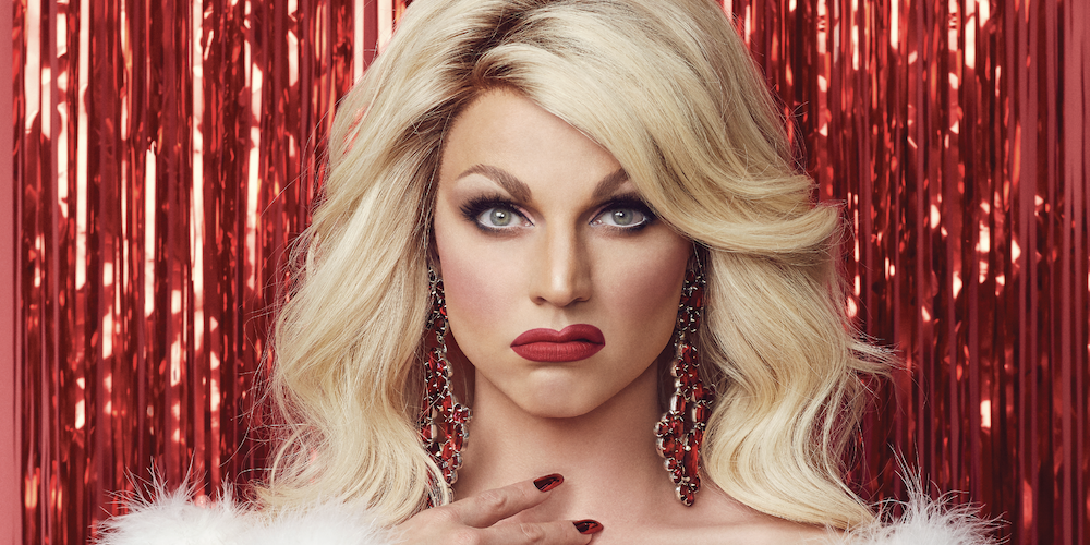 courtney act holiday show teaser