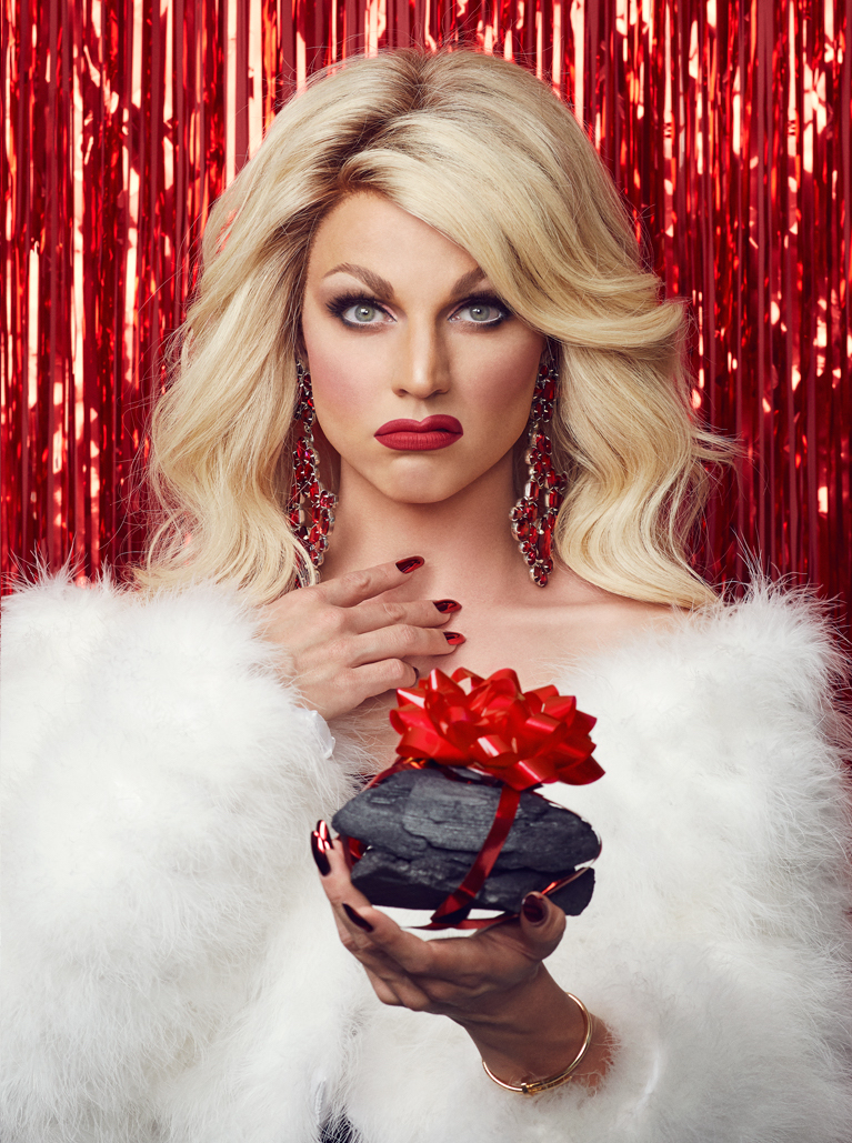 courtney act holiday show full