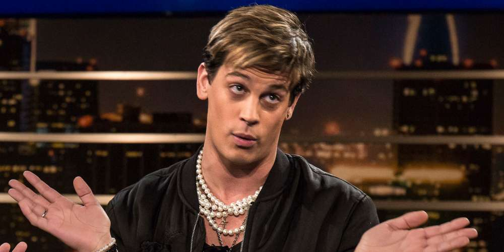 An Australian State Is Billing Milo Yiannopoulos $37,000 Over a Riot
