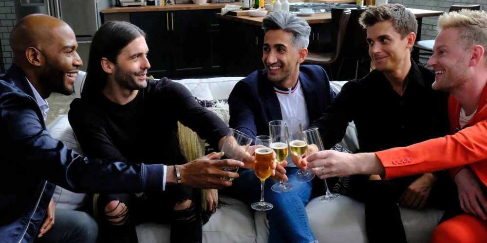 Netflix Just Announced the New Fab 5 For the 'Queer Eye' Reboot and a New Format
