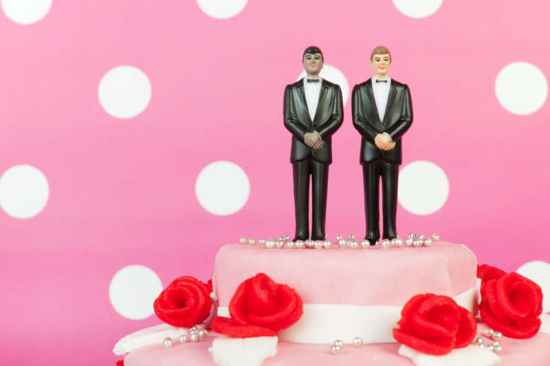 australia gay marriage cake
