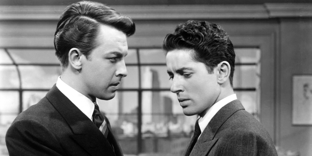 10 films qui prouvent qu'Hitchcock est le maître du crypto-gay