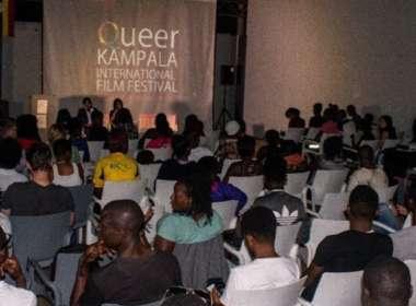 Uganda LGBTQ film festival