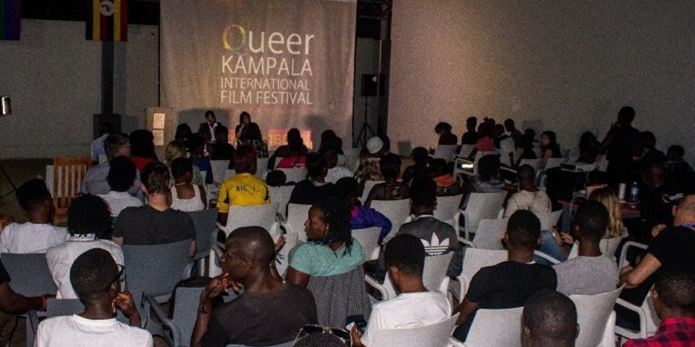 After a Sold-Out Opening Night, Police Raided and Shut Down Uganda's LGBTQ Film Festival