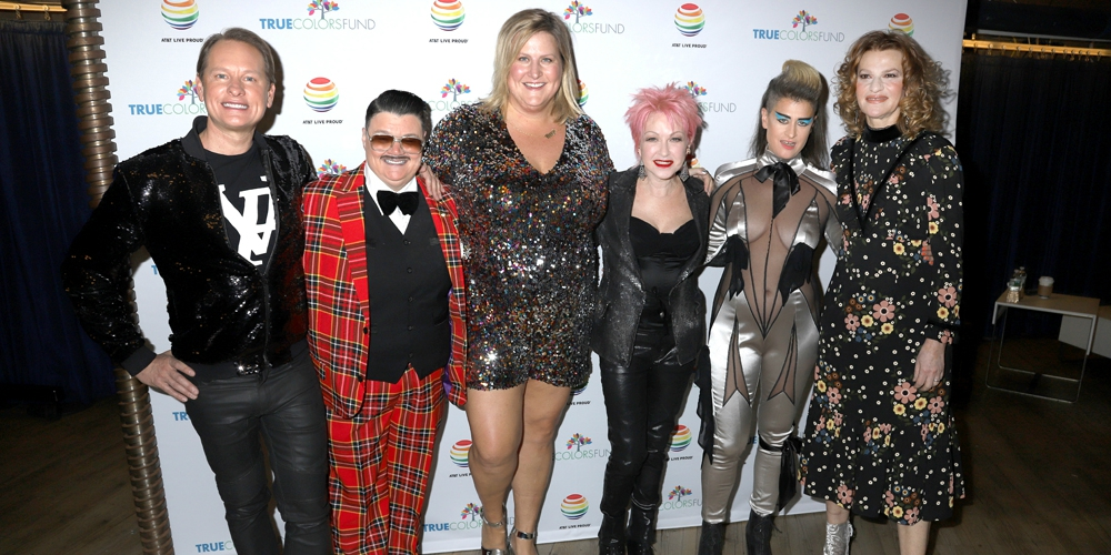 Cyndi Lauper's Star-Studded Benefit for LGBTQ Homeless Youth Returned to New York