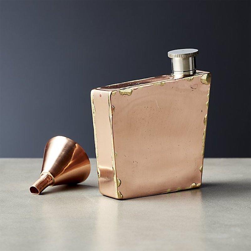 passive-aggressive gift flask