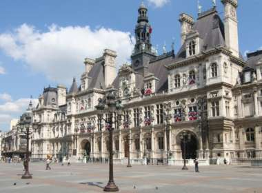 hotel de ville paris archives