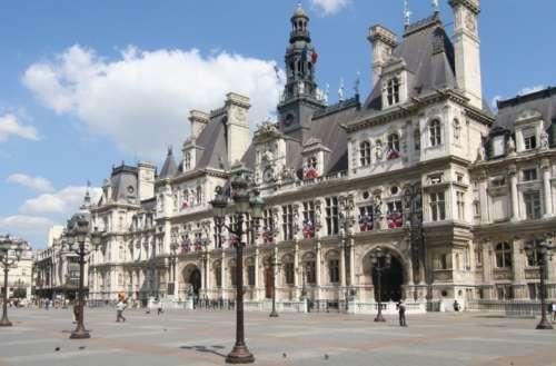 hotel de ville paris archives