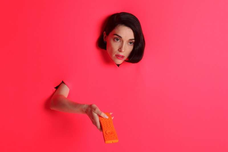lgbtq albums st vincent new st vincent video bear orgy วีดีโอใหม่ของ St. Vincent
