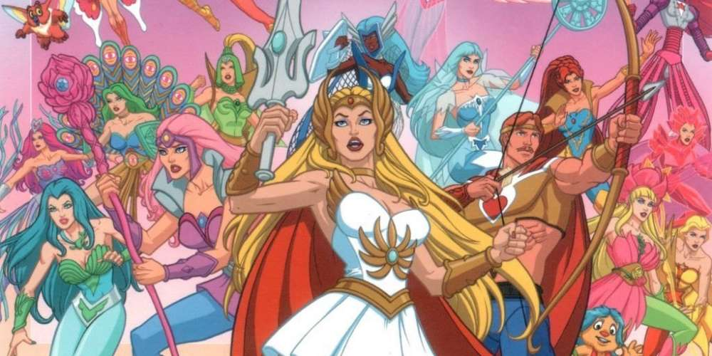 Gay Men Rejoice as Netflix Announces a 'She-Ra' Reboot in 2018