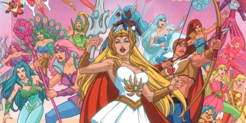 She-Ra reboot tv reboots