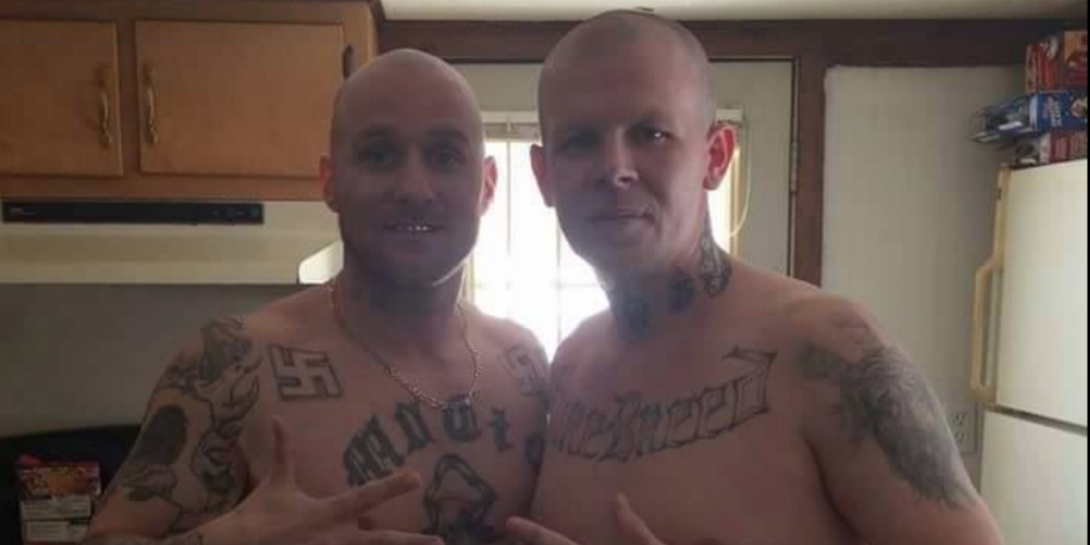 Turns Out Keaton Jones' Dad Is a White Supremacist With 'Pure Breed' and 'White Pride' Tatts