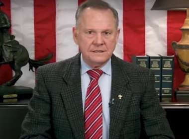 Roy Moore concession refusal