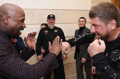 Floyd MayweatherRamzan Kadyrov