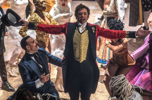 greatest showman feat