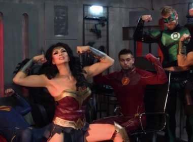 Manila Luzon Justice League