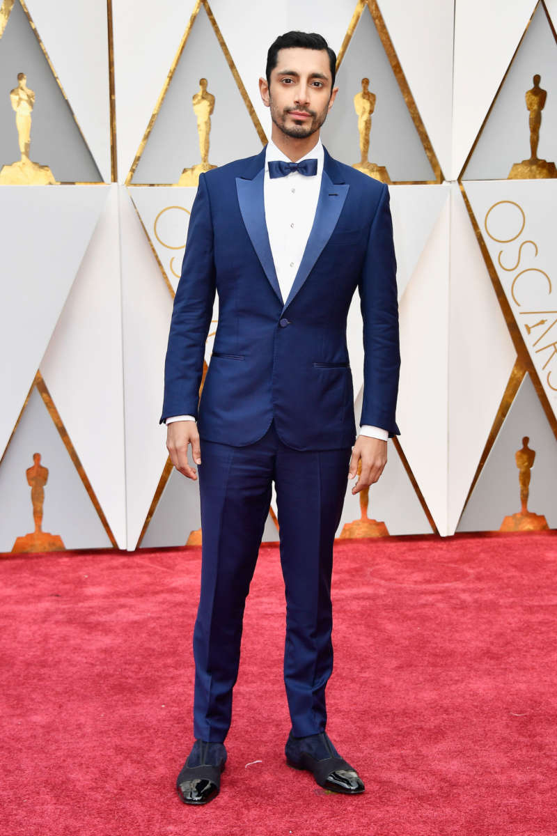 riz ahmed red carpet looks