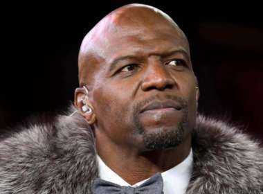 terry crews bugged