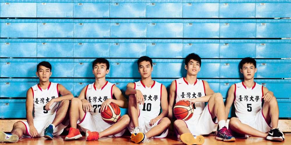《 Hornet x 晏人物 》籃球隊男孩們的銳利
