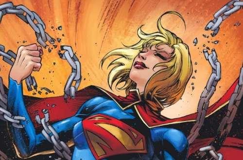 Supergirl non-binary 02
