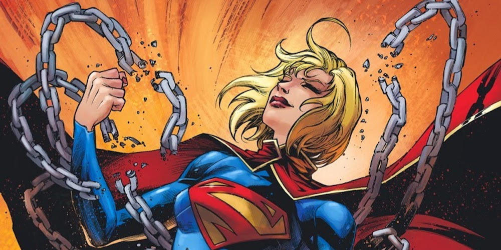 The New 'Supergirl' Comic Will Feature a Non-Binary Character Written by a Genderqueer Author
