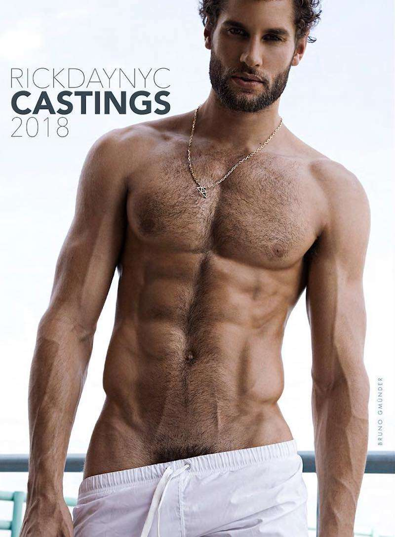 sexy calendars rick day nyc castings
